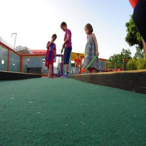 Paizotopos Mini Golf
